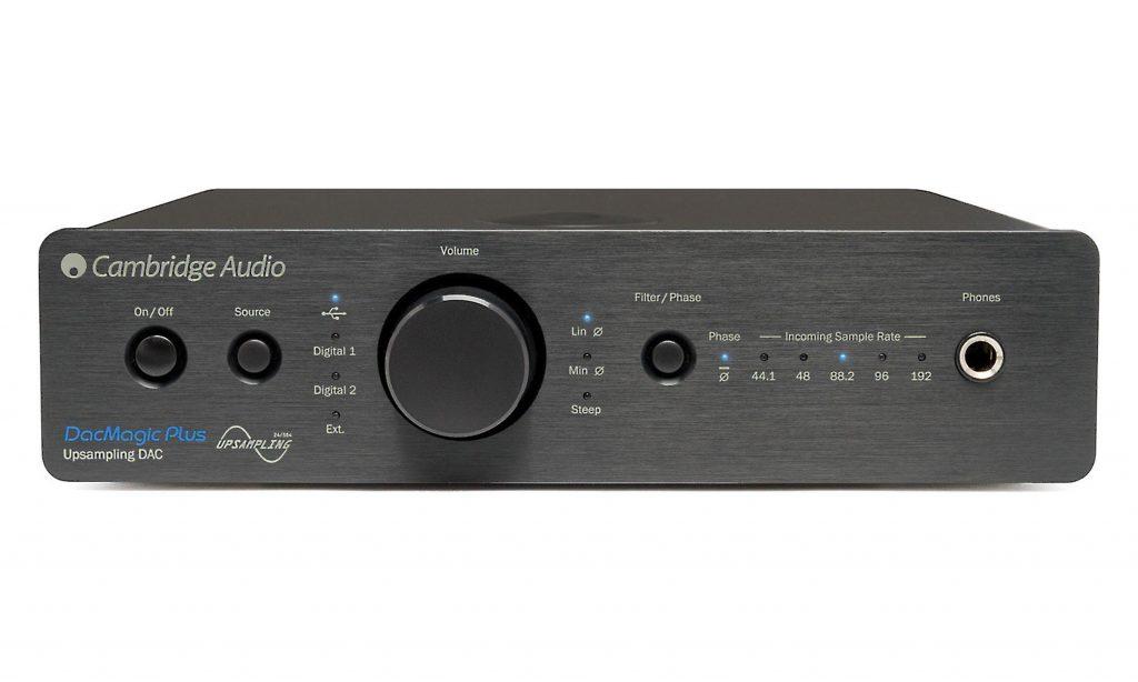 Cambridge Audio DacMagic Plus (front)