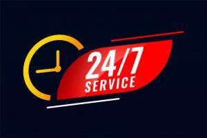 24/7 service Album AM