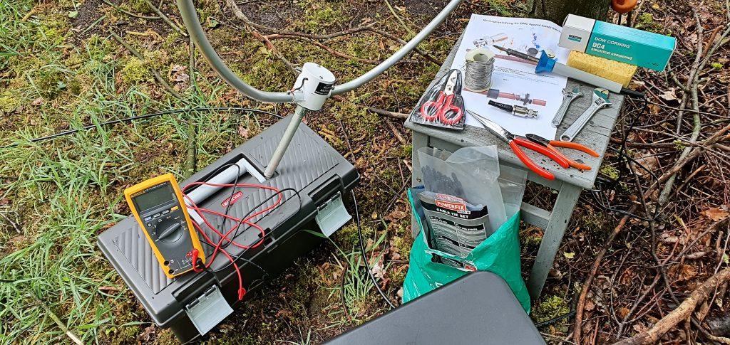 Wellbrook ALA1530LN onderhoud/reparatie